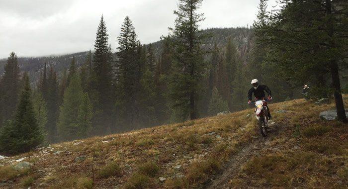 kenally creek ride report