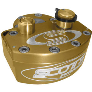 scotts steering damper