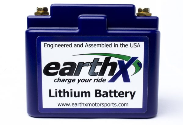 earth x lithium battery ktm