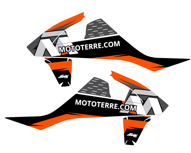 Mototerre Shroud Graphics