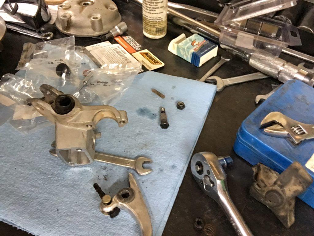 moose brake rebuild kit