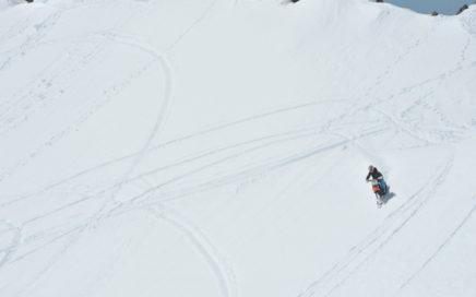 cascade snowbike