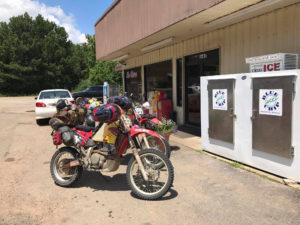 Trans-America Trail TAT Ride Report