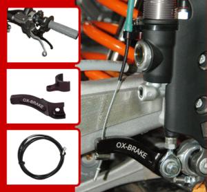 OX Brake left hand brake review