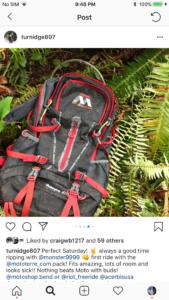 Mototerre Tillamook Backcountry Pack Reviews