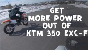 How to uncork your KTM inexpensively – By Oregon Dual Sport Enduro